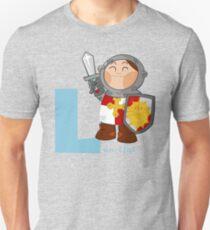 l for lancelot Unisex T-Shirt