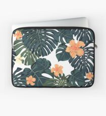 Tropical blossom Laptop Sleeve