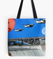 CL-17'S IN FORMATION PRACTICE Tote Bag