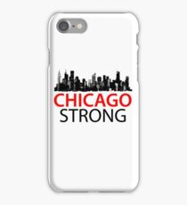 Chicago Strong - Skyline iPhone Case/Skin