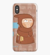 f for friar iPhone Case