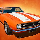 68 Camaro by Keith Hawley