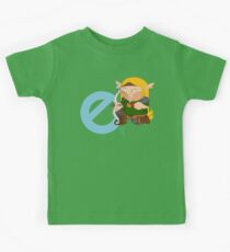 e for elf Kids Tee
