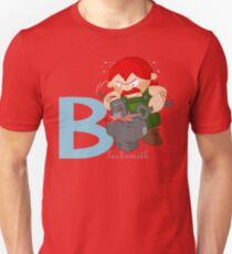 b for blacksmith Unisex T-Shirt