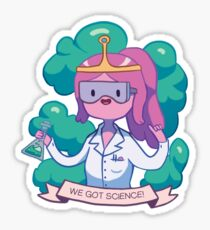 We Got Science Sticker