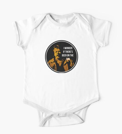 Zap Rowsdower - BEER QUOTE Kids Clothes