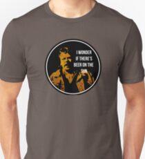 Zap Rowsdower - BEER QUOTE T-Shirt