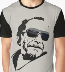 Bukowski - Women Graphic T-Shirt