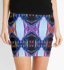 Lost In Outer Space Mini Skirt