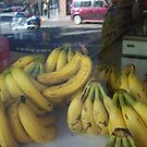 bananas for sale by Jimmy Joe