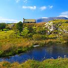 Connemara  Landscape. Ireland by EUNAN SWEENEY