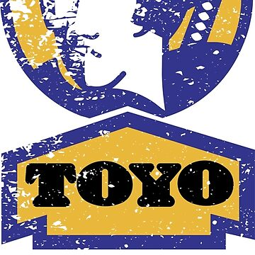 Toyo Tires 1970s by andreleichtfuss