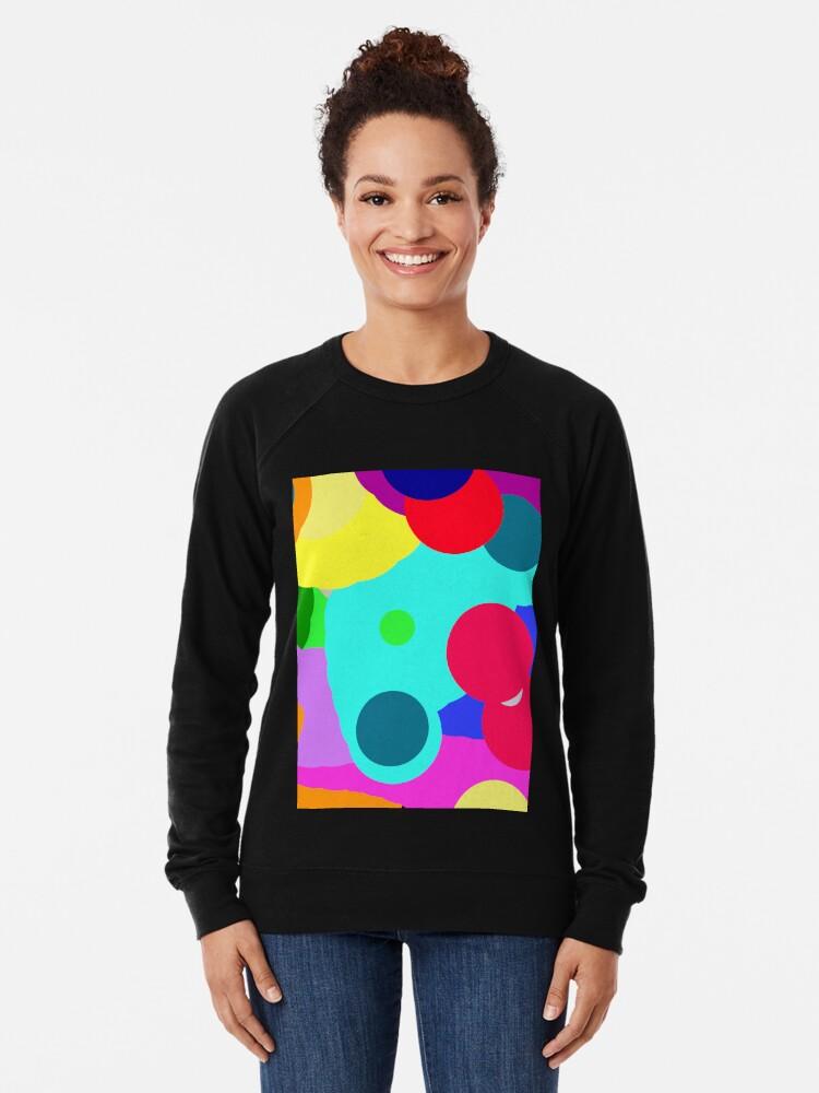 Alternate view of Movie Lights Lightweight Sweatshirt