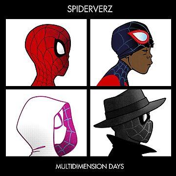 spiderverz by ursulalopez