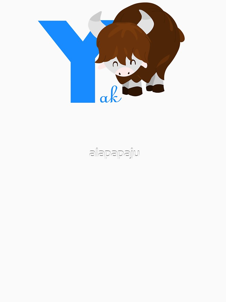 y for yak by alapapaju