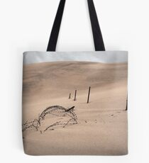 The Battle That Never Came Tote Bag