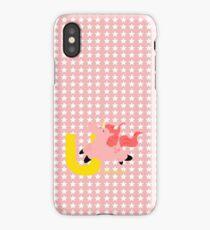 u for unicorn iPhone Case