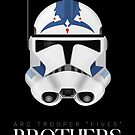 ARC Trooper Fives - Brothers by nothinguntried