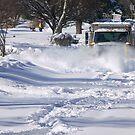 The Snow Plow ! by Hope Ledebur