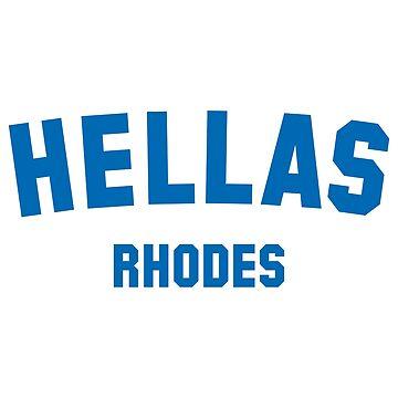 RHODES by eyesblau