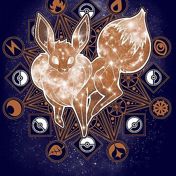 Sternenhimmel der Evolution von ChocolateRaisin