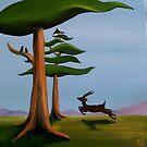 Impala by Sarah  Mac Illustration
