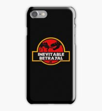 Jurassic Betrayal iPhone Case/Skin