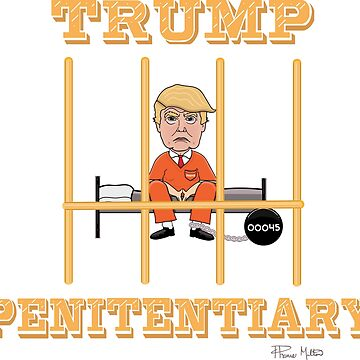 Trump Penitentiary  by PhanieMilton