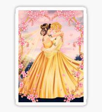 Heline Wedding Sticker