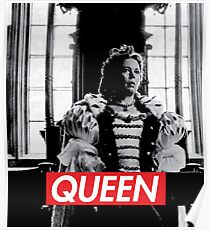 Königin Olivia Colman Poster