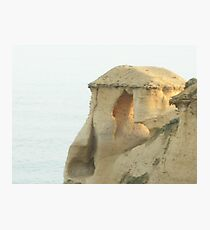 rock house Photographic Print