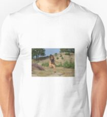 Dog leaping T-Shirt