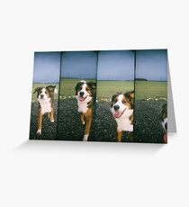 Tongue Motion Greeting Card