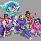 Mystic Warriors: Wrath of the Ninjas by Abel T