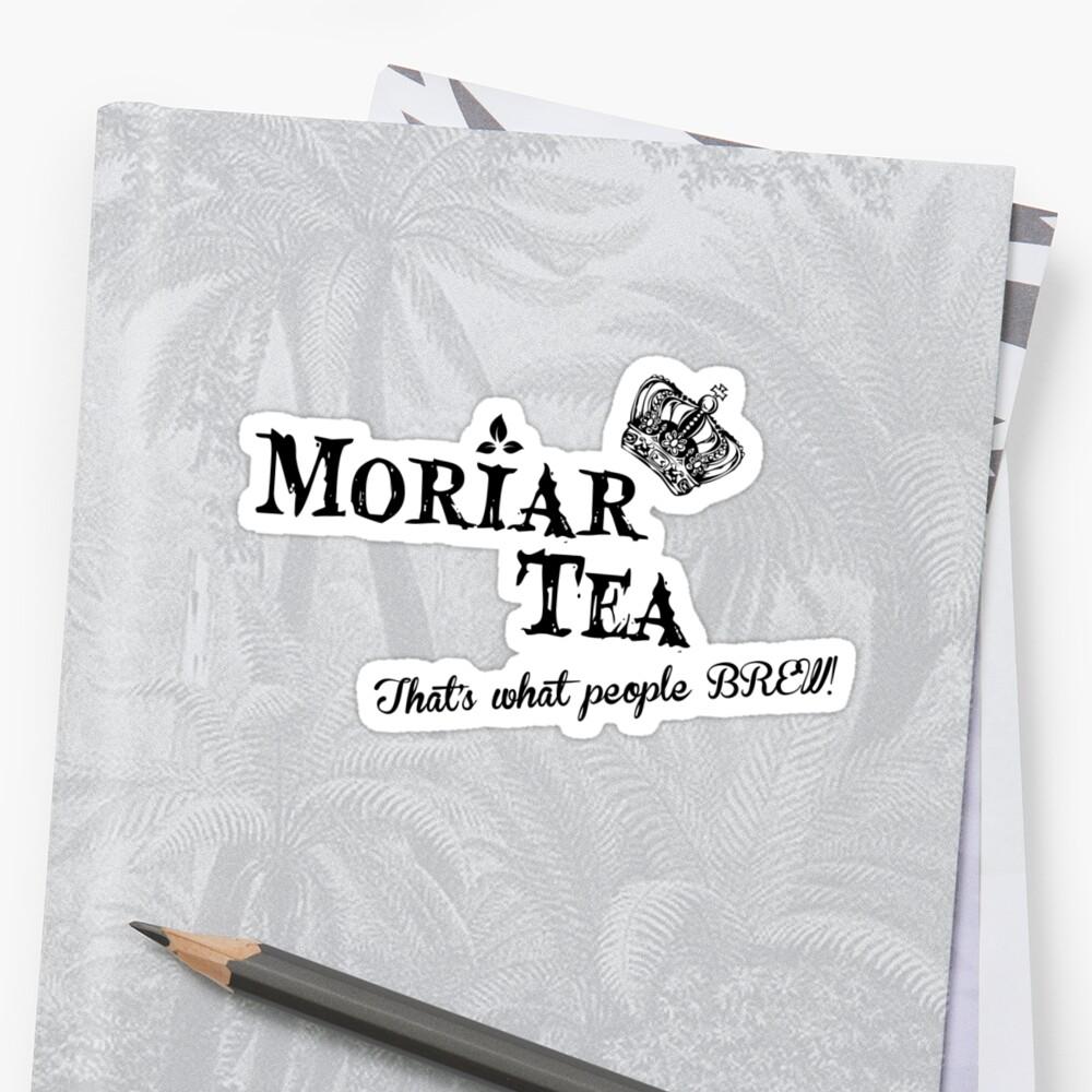 Moriar Tea 3 by punkypeggy
