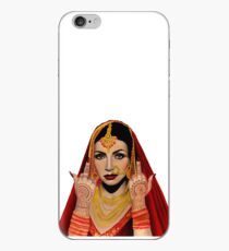 Not Your Bride iPhone Case