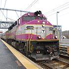 MBTA 1130 by William Sanford