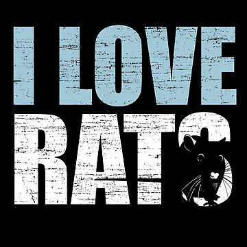 I love rats by S-p-a-c-e