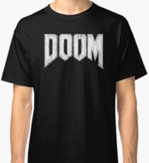 Doom Grunge Classic T-Shirt
