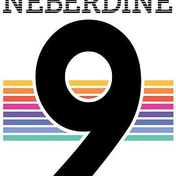 Neberdine 9 Maniac by eightyeightjoe