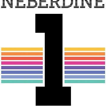 Neberdine 1 Maniac  by eightyeightjoe