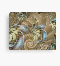 autumngirl Image2- Exquisite Sepia + Parameter Canvas Print