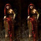 "John Collier ""Priestess of Delphi"" by Alexandra Dahl"