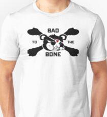 Badass Teddy Bear Unisex T-Shirt