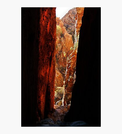 Standley Chasm,McDonell Ranges,N.T. Photographic Print