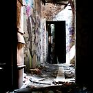 Abandon Hallway by pennphotography