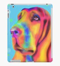 Funky Basset Hound iPad Case/Skin