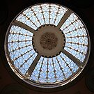 Berrington Hall, Circular Skydome by John Dalkin