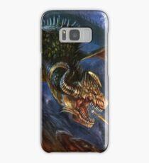 Hellish Earthquake  ©2015 MicheleGiorgi Samsung Galaxy Case/Skin