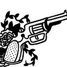 Bang Bang Roses by LadyMorgan